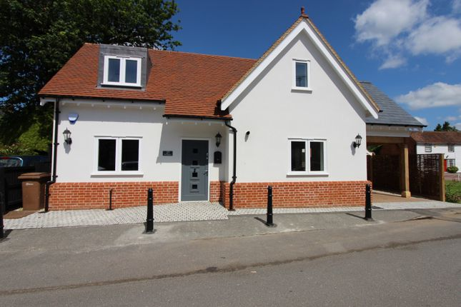 Thumbnail Detached house for sale in The Square, Stock