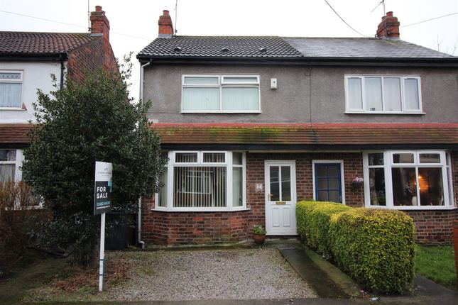 Thumbnail Semi-detached house for sale in Kirkham Drive, Hull