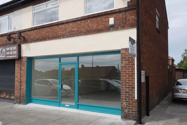 Thumbnail Commercial property to let in Benton Road, High Heaton, Newcastle Upon Tyne