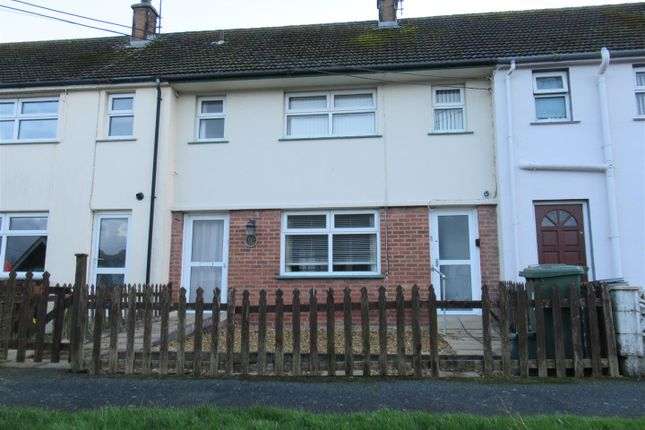 3 bed terraced house for sale in Maes Morfa, Newport SA42