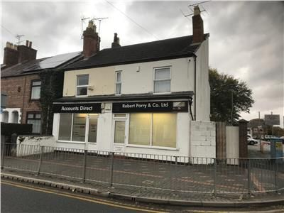 Thumbnail Commercial property for sale in 51-53 Station Road, Deeside, Flintshire