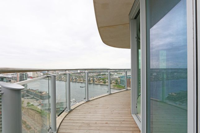 Thumbnail Flat to rent in Tidal Basin Road, Royal Docks, London