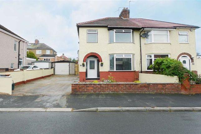 3 bed semi-detached house to rent in Caernarvon Close, Deeside, Flintshire CH5