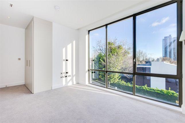 Bedroom of Adelaide Road, London NW3