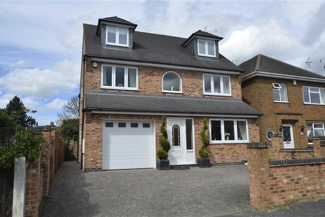 Thumbnail Detached house for sale in New Street, Swanwick, Alfreton
