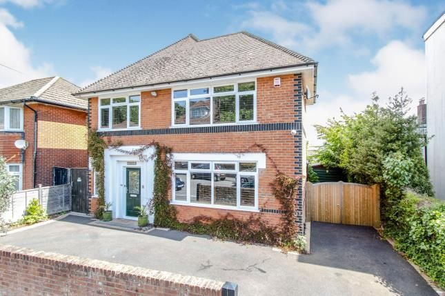 Thumbnail Detached house for sale in Boscombe East, Bournemouth, Dorset