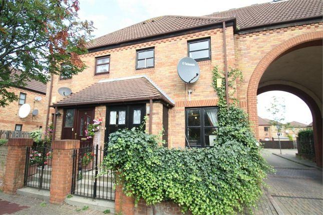 Thumbnail Terraced house to rent in Evelyn Denington Road, Beckton