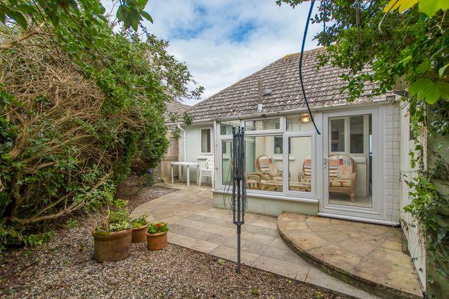 Thumbnail Semi-detached bungalow for sale in Pentillie, Mevagissey, St. Austell