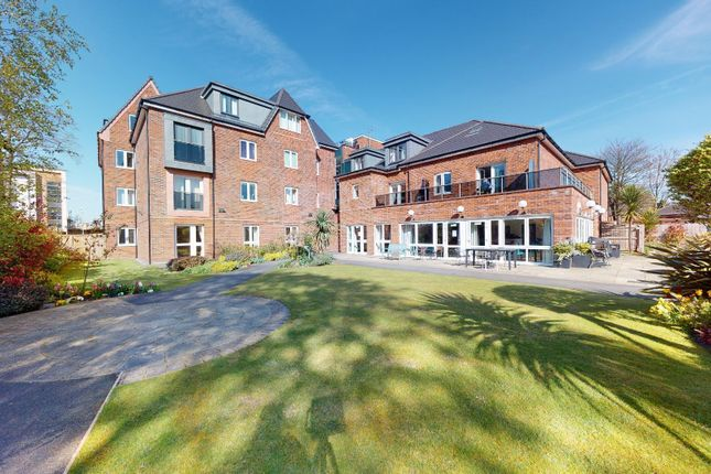 1 bed flat for sale in Crofts Bank Road, Urmston, Manchester M41