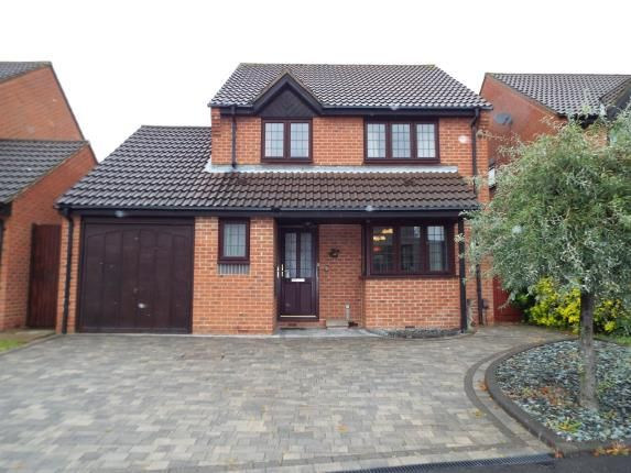 Thumbnail Detached house for sale in Carrick Drive, Ilford