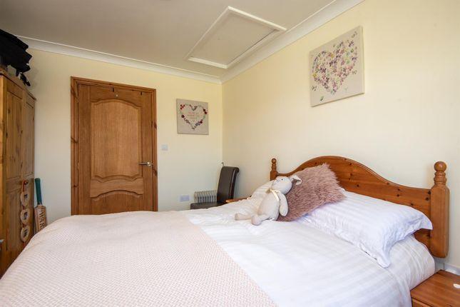 Bedroom Two of Hillhead Road, Kergilliack, Falmouth TR11