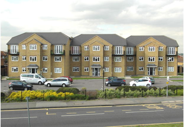 Thumbnail Flat to rent in The Waterfront, Eastern Esplanade, Canvey Island