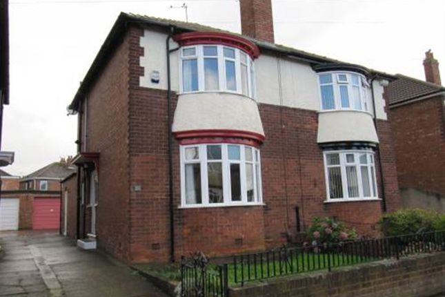Thumbnail Semi-detached house to rent in Starmer Crescent, Darlington