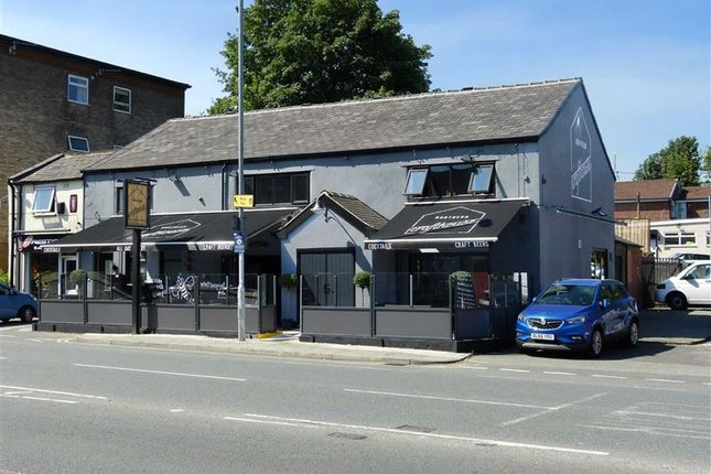 Thumbnail Commercial property for sale in Bury New Road, Whitefield, Manchester