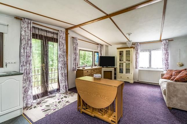 Lounge of Ditton Mill Park, Cleobury Mortimer, Shropshire DY14
