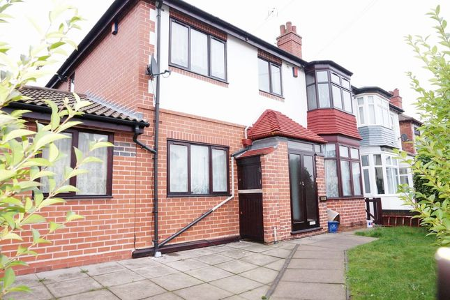 Thumbnail Flat to rent in Wood Lane, Handsworth Wood, Birmingham