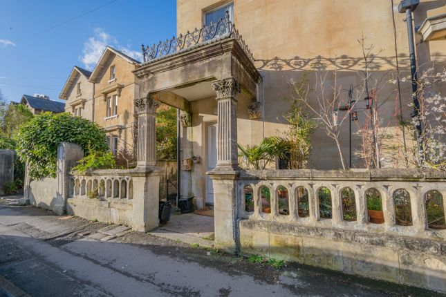 Thumbnail Flat to rent in St. Marks Road, Bath