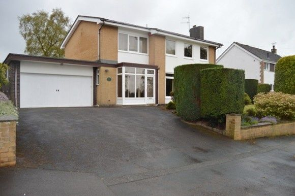 Thumbnail Detached house to rent in Seabridge Lane, Clayton, Newcastle-Under-Lyme