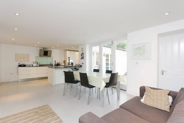 Thumbnail Semi-detached house to rent in Keats Grove, Hampstead