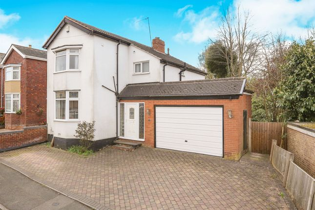 Thumbnail Detached house for sale in Elmdale Road, Penn, Wolverhampton