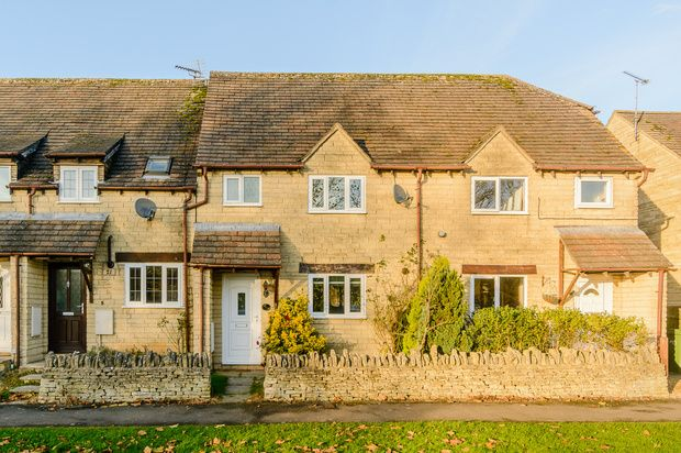 Thumbnail Terraced house for sale in The Old Common, Stroud