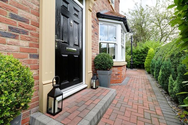 Thumbnail Detached house for sale in New Street, Elsham, Brigg