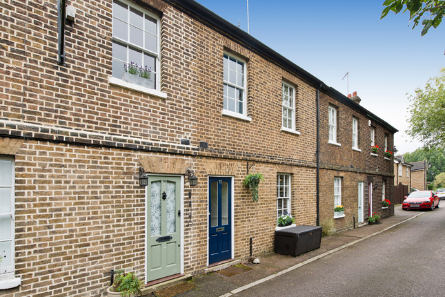 Thumbnail Terraced house for sale in Government Row, London