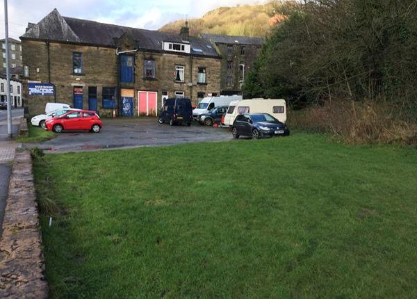 Thumbnail Land for sale in Land, Brewery Street, Todmorden