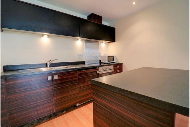 Lounge / Kitchen of 58 Sherborne Street, Birmingham B16