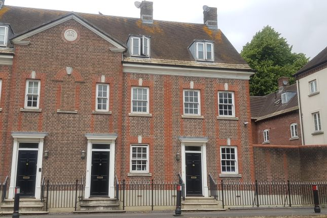 Thumbnail Town house to rent in Wimborne Road, Blandford Forum