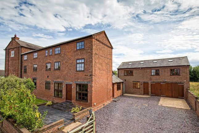 Thumbnail Property for sale in Newton Burgoland, Leicestershire