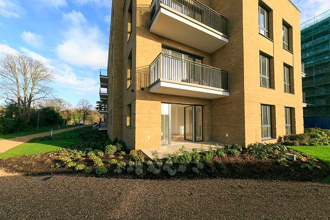 Thumbnail Flat to rent in Teddington Riverside, Pinewood Gardens, Teddington