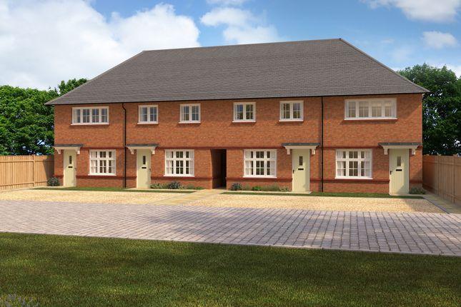 Thumbnail Terraced house for sale in Rayne Gardens, Rayne Road, Braintree