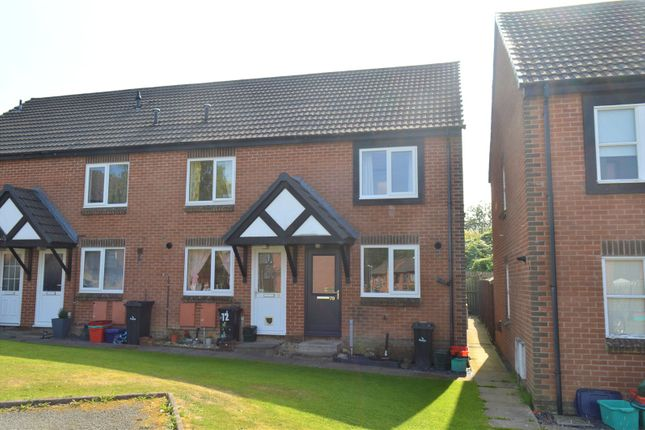 2 bed end terrace house to rent in Glandwr, Newtown, Powys SY16