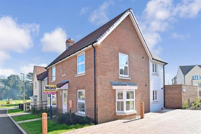Thumbnail Detached house for sale in Beech Tree Avenue, Sholden, Deal, Kent