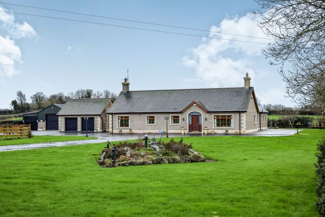 Thumbnail Detached bungalow for sale in Bridge Road, Lurgan