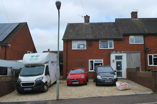 3 bed semi-detached house to rent in Nelson Drive, Exmouth EX8