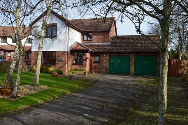 Thumbnail Detached house for sale in Tennyson Way, Llantwit Major