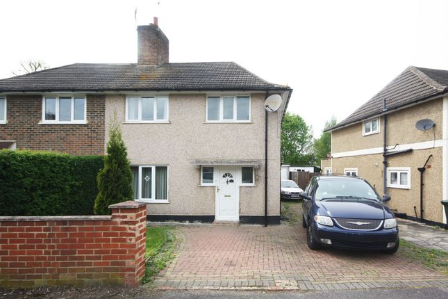Thumbnail Semi-detached house to rent in Haynt Walk, London