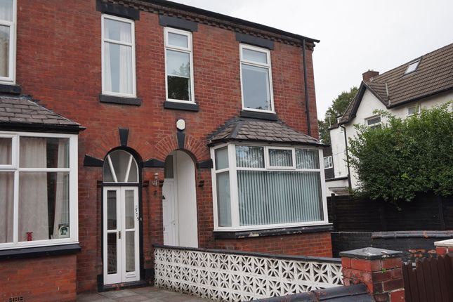Thumbnail Shared accommodation to rent in Lower Broughton Road, Salford