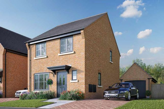 Thumbnail Semi-detached house for sale in Mansell Close, Stafford