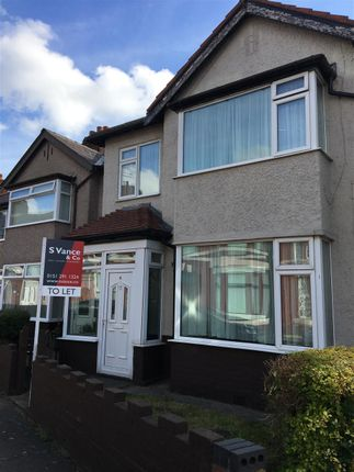 Thumbnail Semi-detached house to rent in Lunesdale Avenue, Aintree, Liverpool