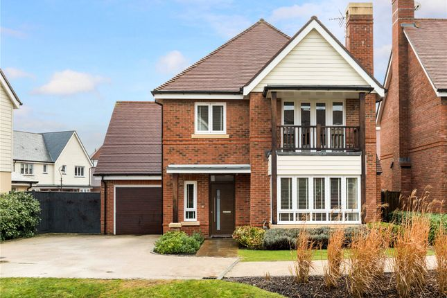 Thumbnail Detached house for sale in Pennyroyal, Fleet