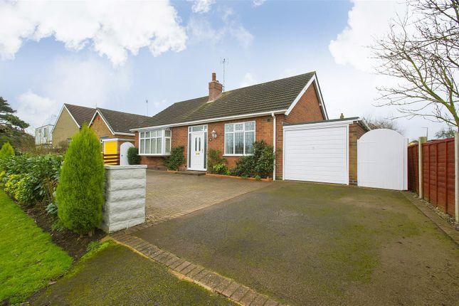 Thumbnail Detached bungalow for sale in Kirk Lane, Ruddington, Nottingham