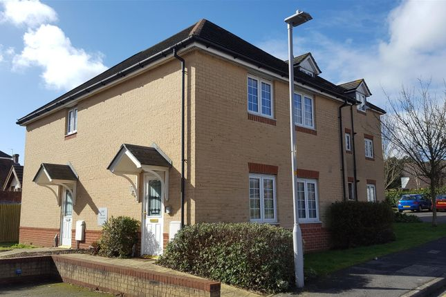 Thumbnail Flat for sale in Chubbs Mews, Parkstone, Poole
