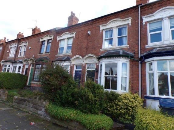 Thumbnail Terraced house for sale in War Lane, Harborne, Birmingham, West Midlands