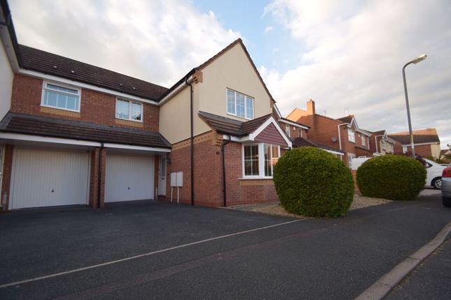 Thumbnail Property to rent in Shireland Lane, Redditch