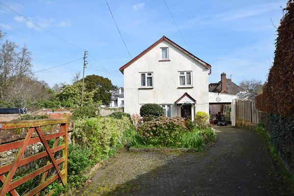 Thumbnail Detached house for sale in Sid Road, Sidmouth