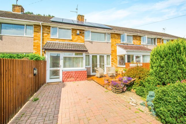 Thumbnail Terraced house for sale in Marysfield Close, Marshfield, Cardiff