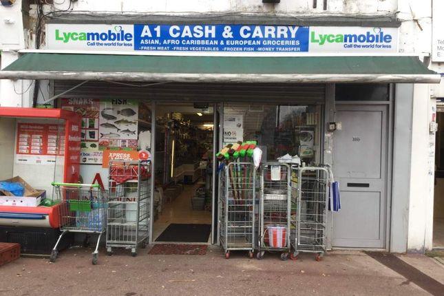 Thumbnail Retail premises for sale in Royal Parade, Church Street, Dagenham